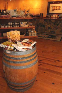 Tasting Room at Rappahannock Cellars