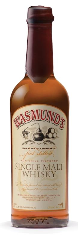 Wasmunds-Bottle
