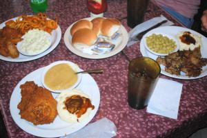 Hawksbill Diner Dinner