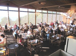 Spottswood Dining Room at Skyland