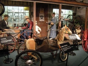 The Car and Carriage Caravan Museum