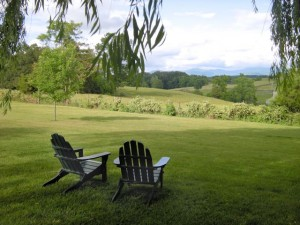 Relax at Piney Hill B & B and Cottages in Luray VA