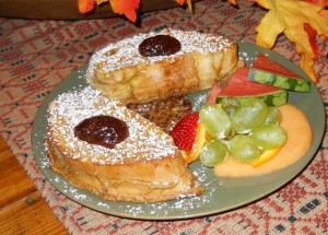 A Delicious Breakfast Awaits you at Piney Hill B & B in Luray VA
