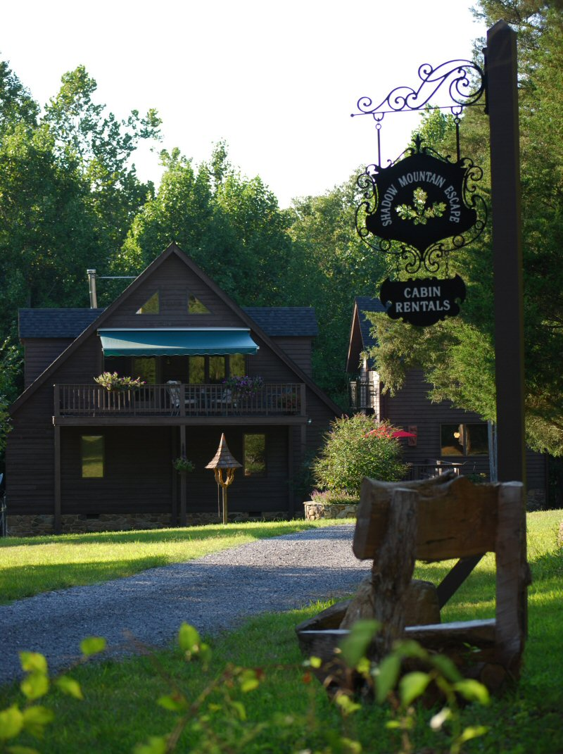 Located On 15 Acres Bordering The Shenandoah National Park!