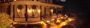 Griffin Tavern at Night