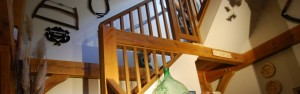 Shadow Mountain Escape Timberframe Lodging