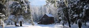 vShadow Mountain Escape in Winter