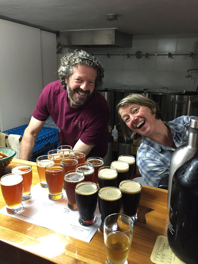Hopkin's Ordinary Ale Works
