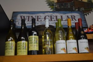 Grab and Go Wine Selection at Fairview Grocery