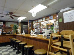 Hawksbill Diner Bar Stanley VA