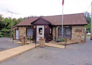 Hawksbill Diner Entrance Stanley VA