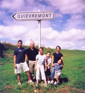 Guevremont Winery Family
