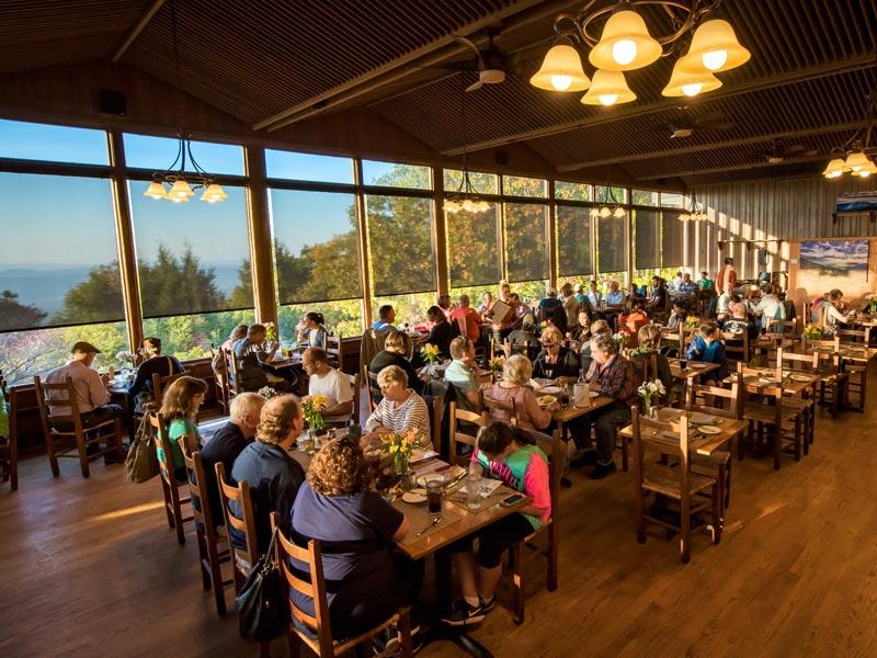 Shenandoah-Skyland-Pollock-Dining-Room