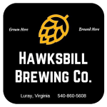 Hawksbill Brewing Co Logo