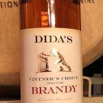 Didas Brandy Barrel