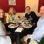 Dinner at Ducard