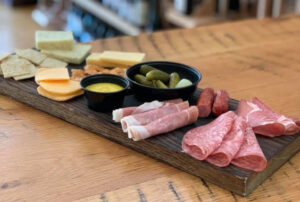 Charcuterie Board at Valley Cork